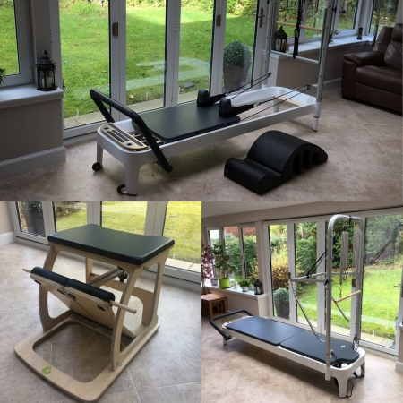 Pilates Reformer Cadillac Chair